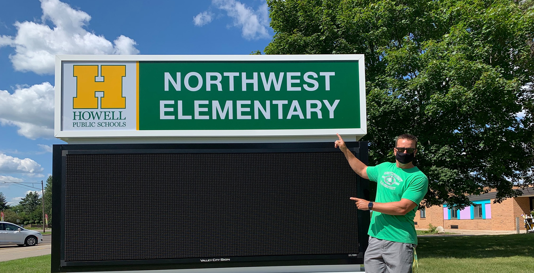 The 2020 Northwest ElementaryVirtual Food Drive