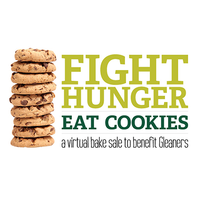 Fight Hunger Eat Cookies Bake Sale