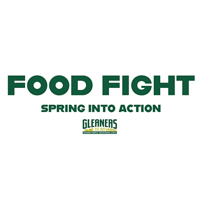 Spring into Action: Food Fight!