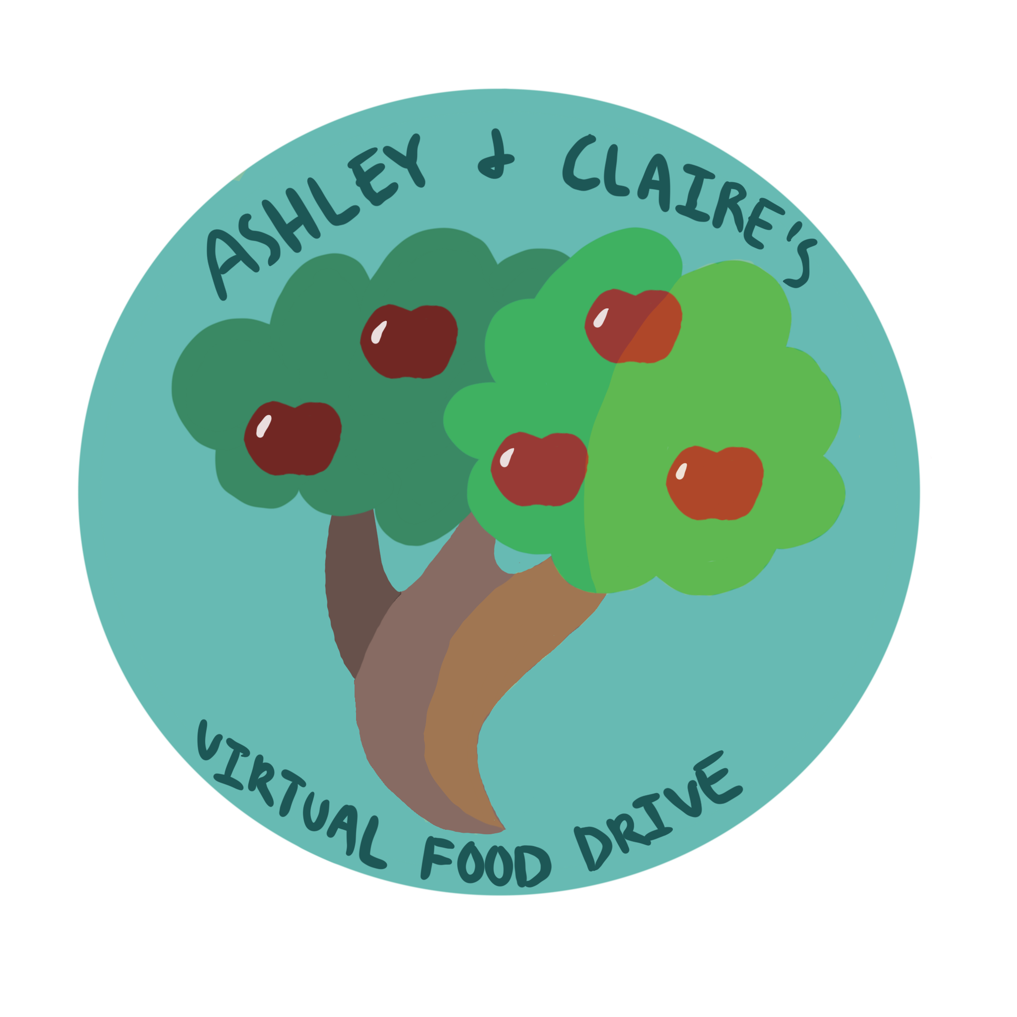 Ashley & Claire's Virtual Food Drive