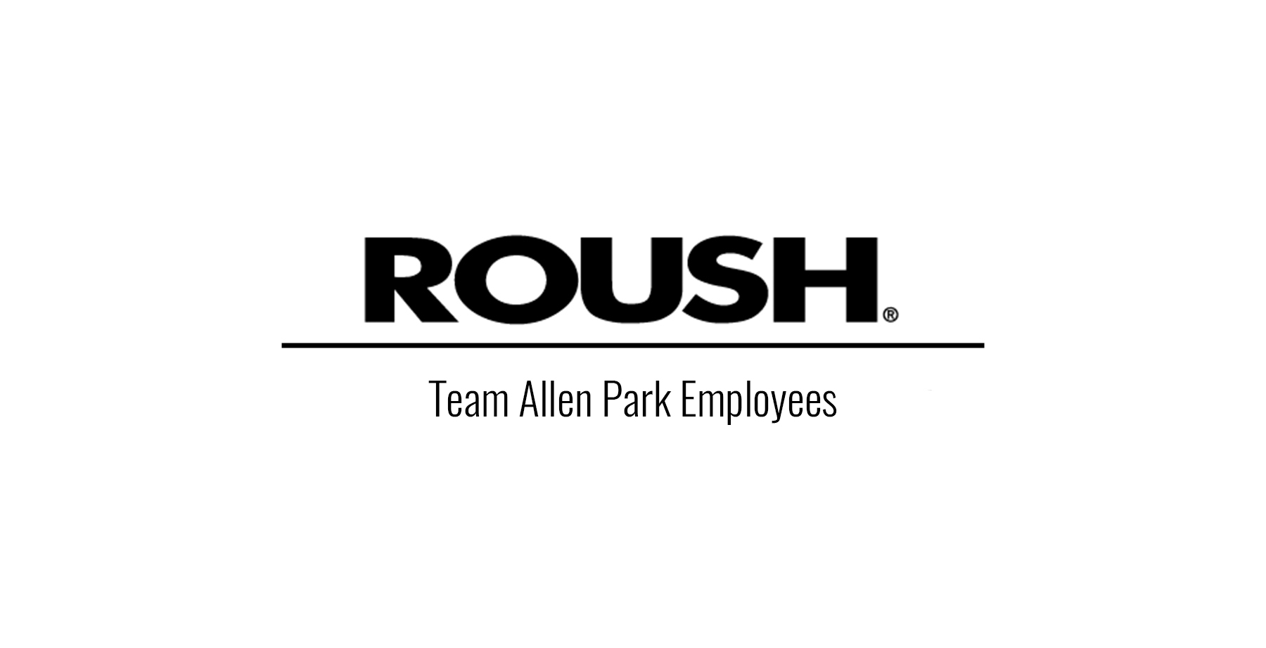Roush Allen Park Employees