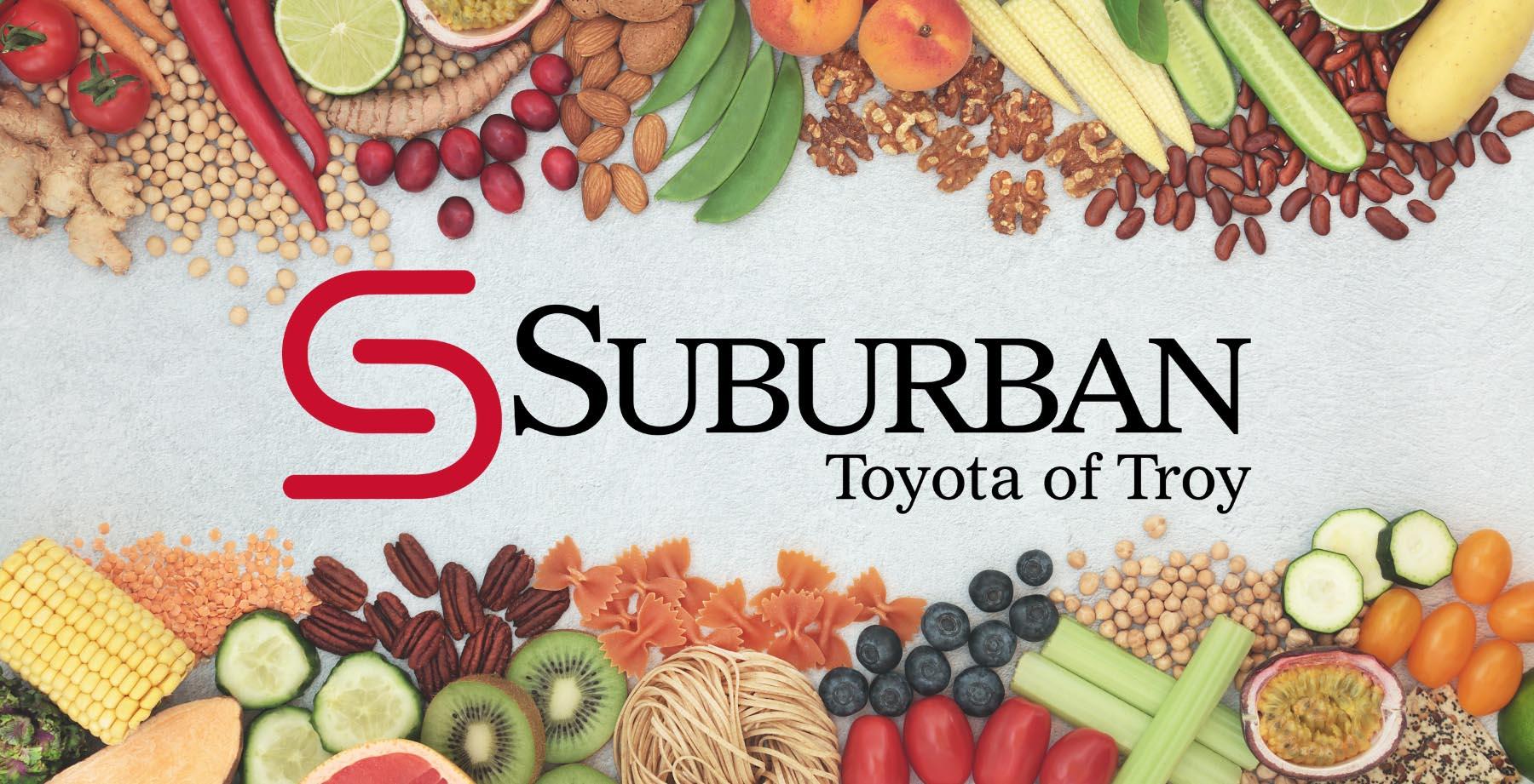 Suburban Toyota Troy