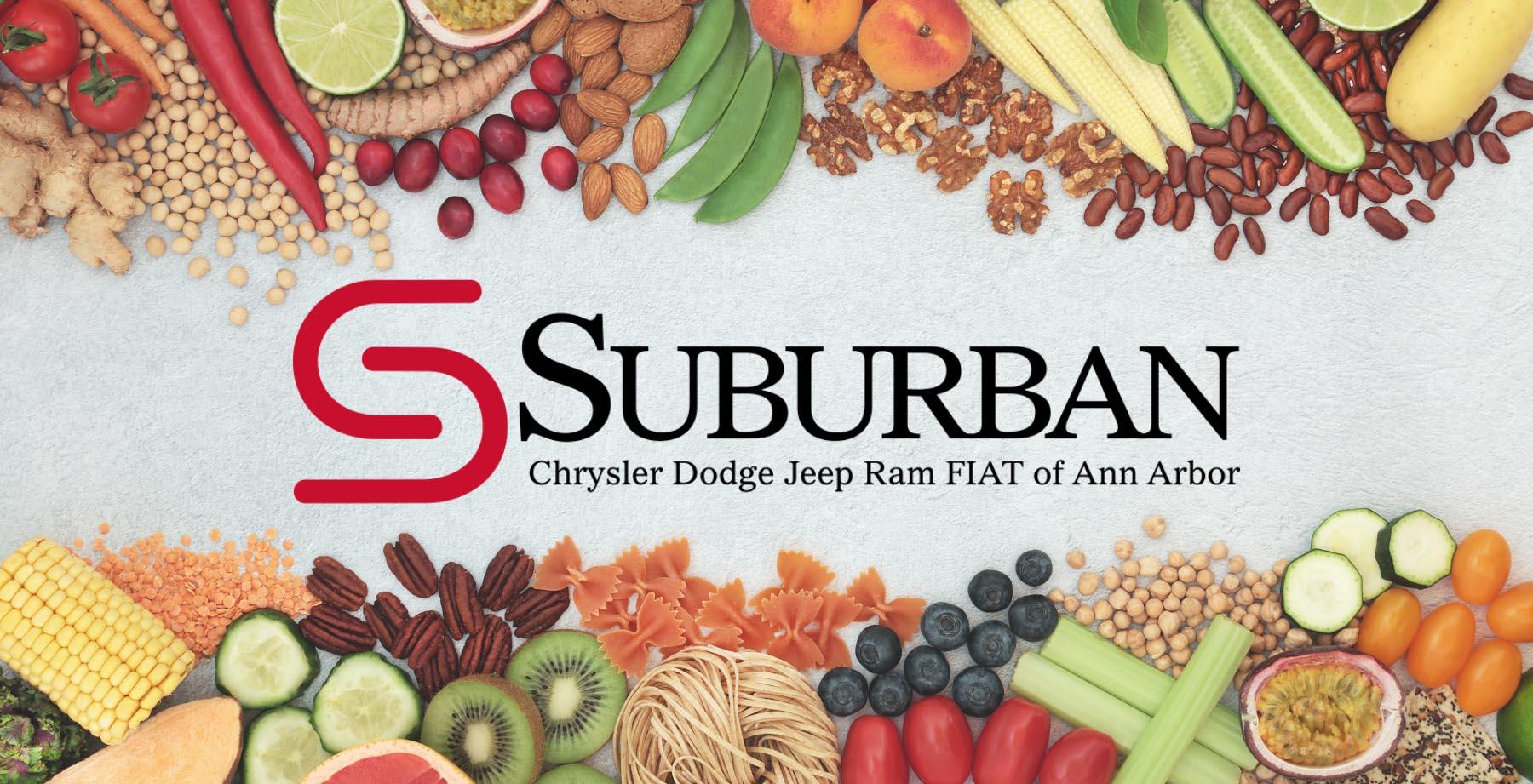 Suburban Chrysler Dodge Jeep Ram Fiat of Ann Arbor