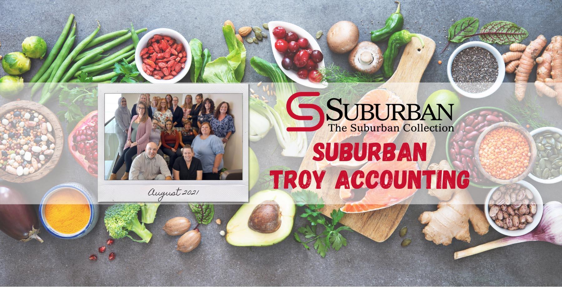 Suburban Troy Accounting