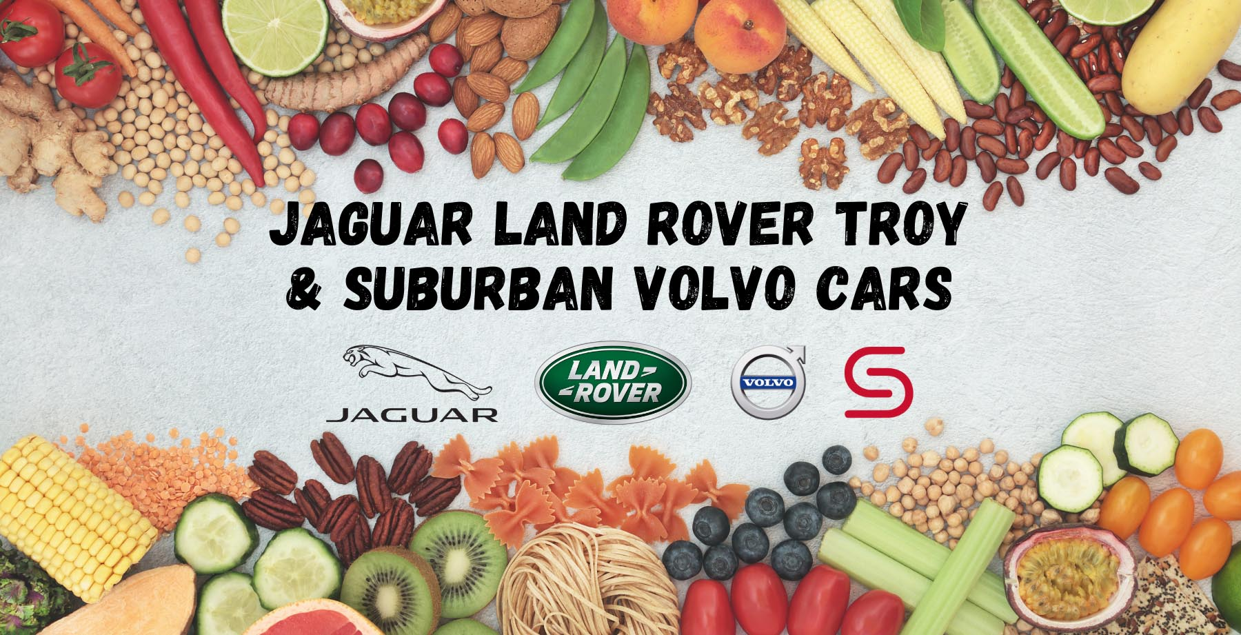 Jaguar Land Rover Troy and Suburban Volvo Cars